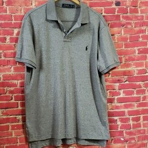 Polo Ralph Lauren Gray Men's Shirt size XL